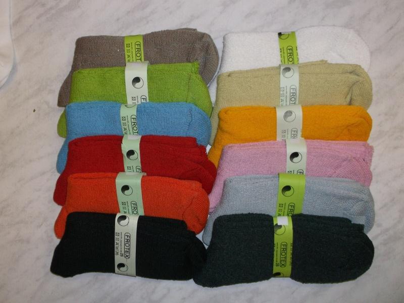 Ponožky froté dovnitř - Ponožky FROTEX b2c3bb49bd
