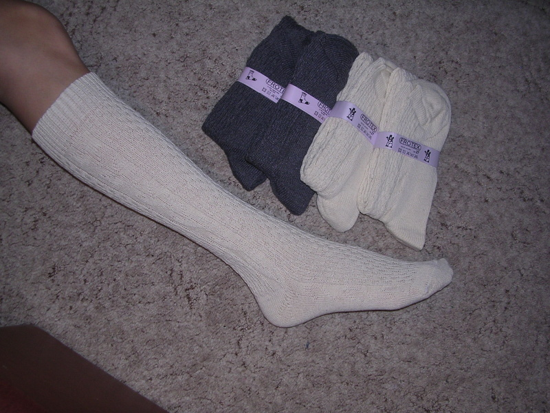 Podkolenky zimní - Ponožky FROTEX 11a9b9e4a2