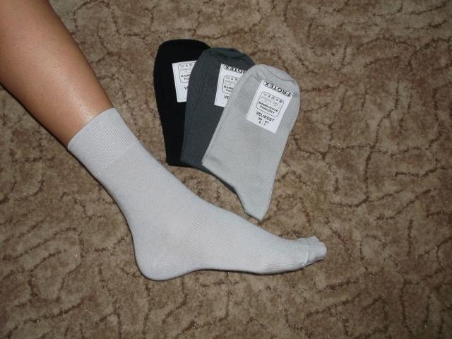 Ponožky bambus - Ponožky FROTEX c6d47e906d