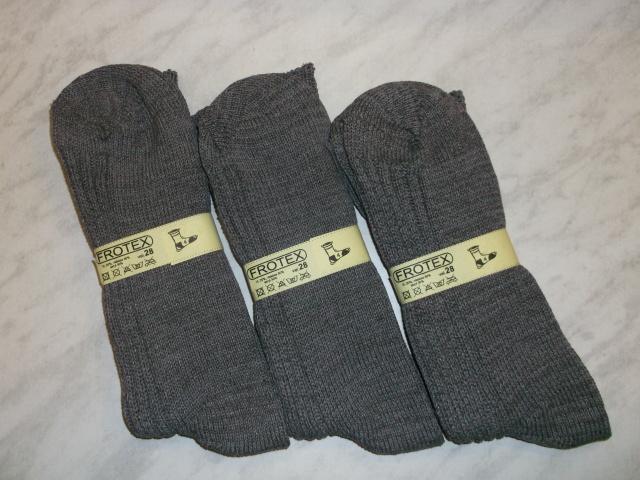 Ponožky pracovní s gumou - Ponožky FROTEX 52dd67f771