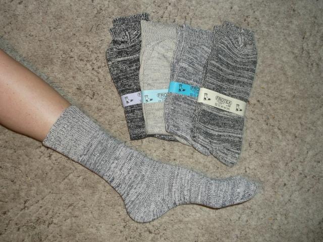 Ponožky pracovní bez gumy - Ponožky FROTEX ed513ec119