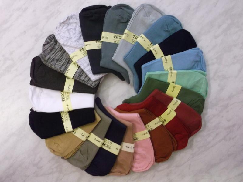 Ponožky tenké bez gumy - Ponožky FROTEX fcae99afb3